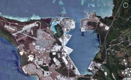 关岛港务局,美国海事行政部和ea工程,科学和技术公司都派代表出席